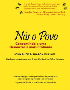 Cover of the Portuguese edition