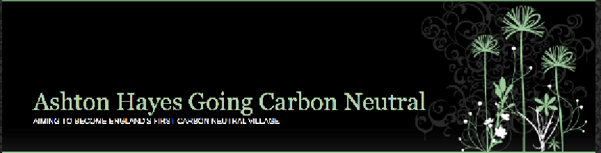 Ashton Hayes Carbon Neutral logo