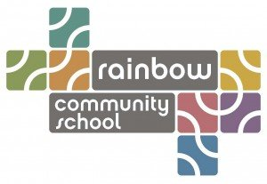 Logo Rainbow Community School