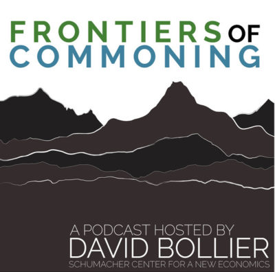 Podcast on commoning and sociocracy