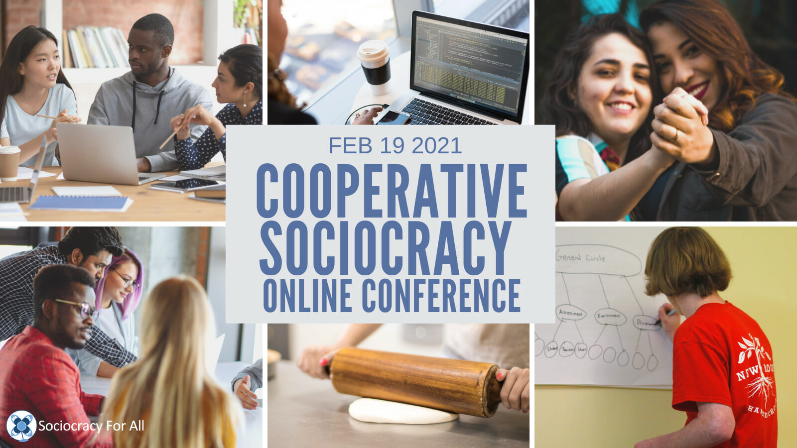 Cooperatives and sociocracy - and conference on Feb 18